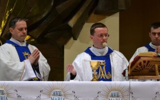 Nabożeństwo ku czci św.Jana Pawła II – Ks.drTomasz Picur
