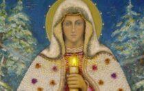 Matki Bożej Gromnicznej- Msze Święte jak wniedzielę