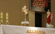 Czwartki- całodzienna Adoracja Najświętszego Sakramentu