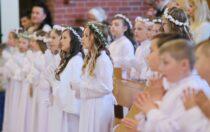 Uroczystość IKomunii Świętej- transmisja
