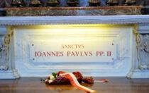 Rocznica kanonizacji św.Jana Pawła II